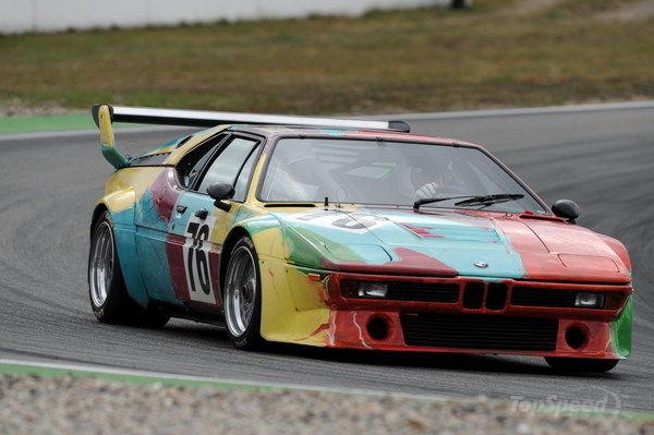 BMW M1 Artcar - Andy Warhol