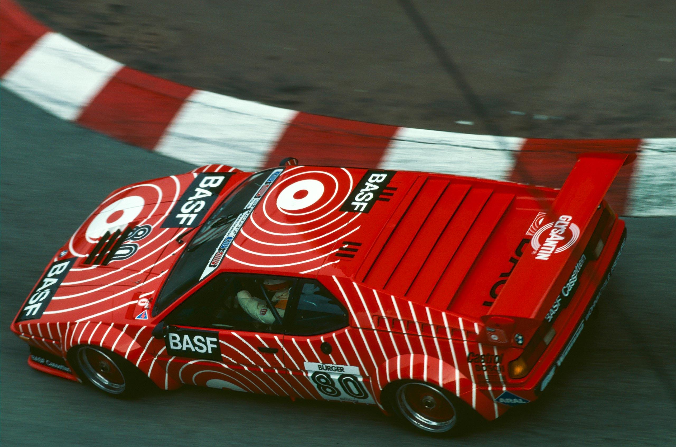 Nr. 80, Hans-Georg Bürger, Monaco, PROCAR-Serie 1980