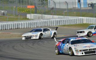 BMW M1 - Race Today