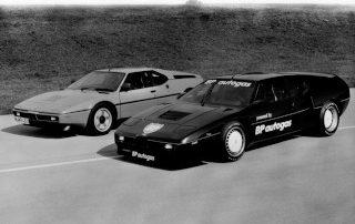 BMW Group Archiv: BP Autogas BMW M1