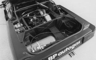 BMW Group Archiv: Leichtbauweise mit Stahlgitterrohrrahmen