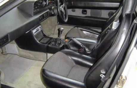 Fg.-Nr. WBS 599 1000 4 301 377, Motor-Nr. M88-412, Endkontrolle nach Produktion 07.11.1980