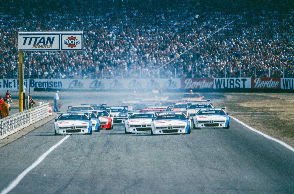 "Start in Hockenheim, ""procar"" - Serie 1979"