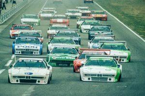 91 Manfred Schurti, 25 Didier Pironi, Hockenheim,