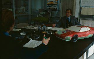 BMW M1 - Produktion, Besprechung, Planung und berichten im Büro von Jochen Neerpasch