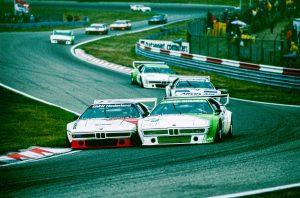 99 Jan Lammers, 26 Jacques Laffite, Zandvoort,