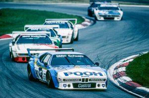 90 Marc Surer, Jan Lammers, Zeltweg,