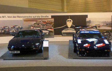 BMW M1 Techno Classica, Essen 2008