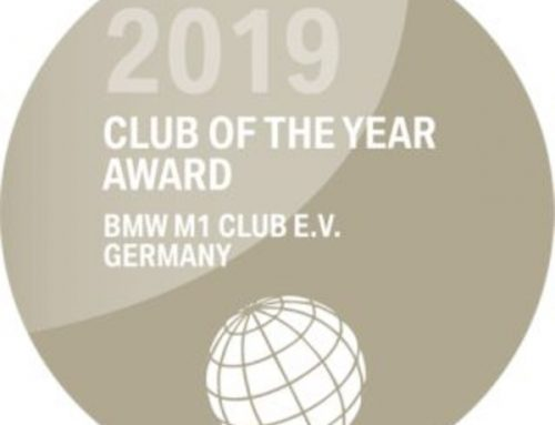 BMW Club of the Year 2019